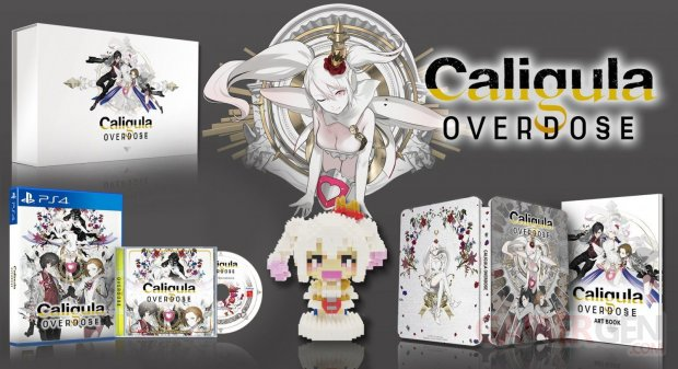 The Caligula Effect Overdose 09 03 09 2018