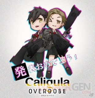 The Caligula Effect Overdose 22 11 2017