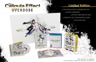The Caligula Effect Overdose limited