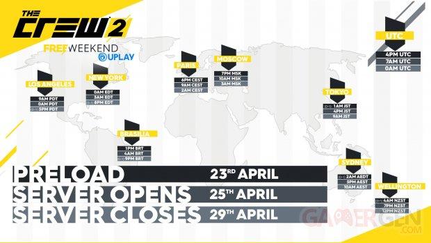 The Crew 2 Date jeu image