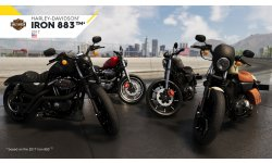 The Crew 2 Harley Davidson Iron 883 001