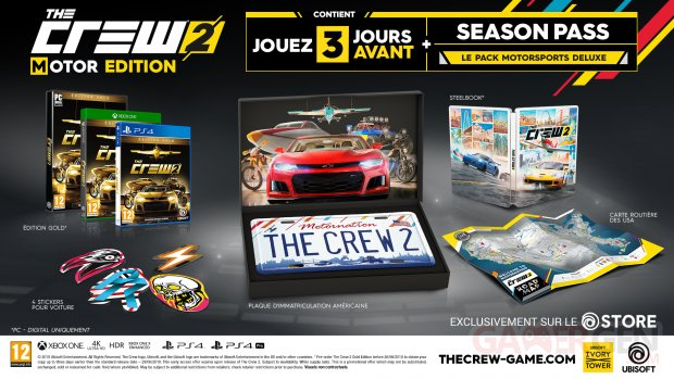 The Crew 2 Motor Edition 15 03 2018