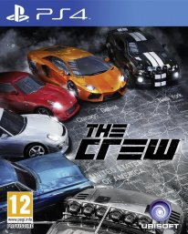 The Crew PS4 jaquette