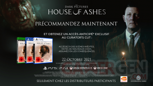The Dark Pictures House of Ashes Curator's Cut