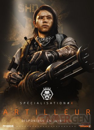 The Division 2 Artilleur 04 06 2019