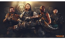 The Division 2 Artilleur