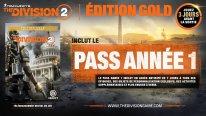 The Division 2 édition Gold Pass Année 1 PC 21 08 2018