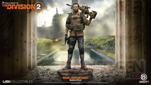 The Division 2 figurine Brian Johnson 01 21 08 2018