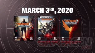 The Division 2 Warlords of New York 22 11 02 2020