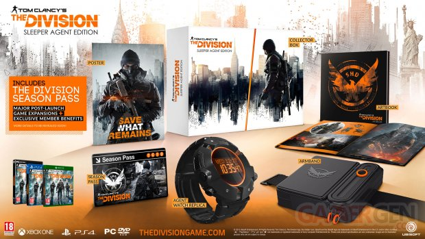 the division collector