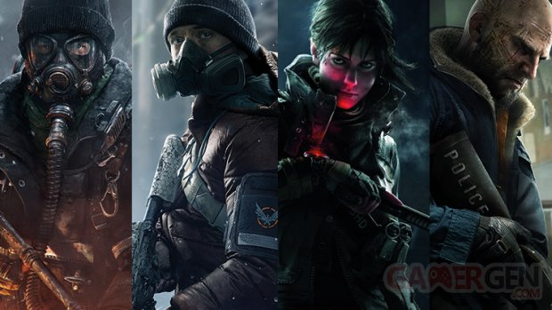 The Division head