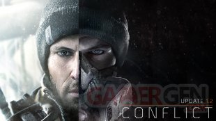 The Division mise a jour 1 2 conflict head