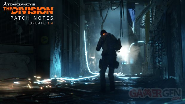 The Division patch notes update 1 4