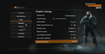 the division pc graphics settings 1