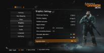 the division pc graphics settings 2