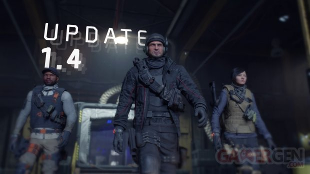 The Division update 1 4 screenshot