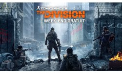 The Division week end gratuit