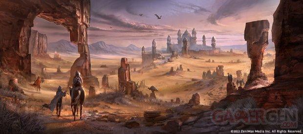 The Elder Scrolls Hammerfell (Online)