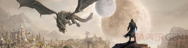 The Elder Scrolls Online Bannière
