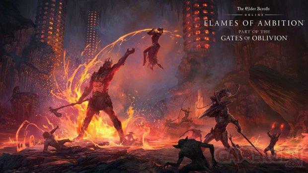 The Elder Scrolls Online Flames of Ambition 08 03 2021