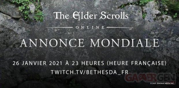 The Elder Scrolls Online Portes d'Oblivion date révélation