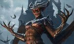 the elder scrolls online stonethorn armee vampirique dame ronce et monstrueuses creations arkasis trailer gameplay