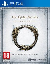 The Elder Scrolls Online Tamriel Edition jaquette PS4