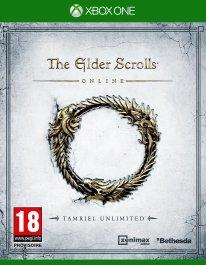 The Elder Scrolls Online Tamriel Edition jaquette Xbox One