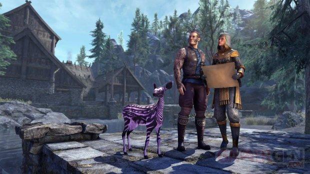 The Elder Scrolls Online Trésors perdus de Skyrim 20 09 2020