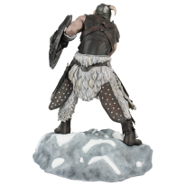 THE ELDER SCROLLS V SKYRIM STATUE DRAGONBORN 3 0005