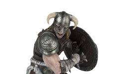 THE ELDER SCROLLS V SKYRIM STATUE DRAGONBORN 4 0005