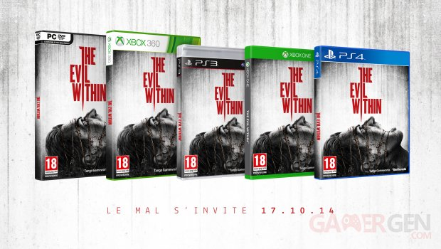 The Evil Within 30 07 2014 jaquette panorama