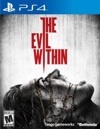 the evil within jaquette boxart cover ps4