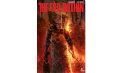 The Evil Withing comic book