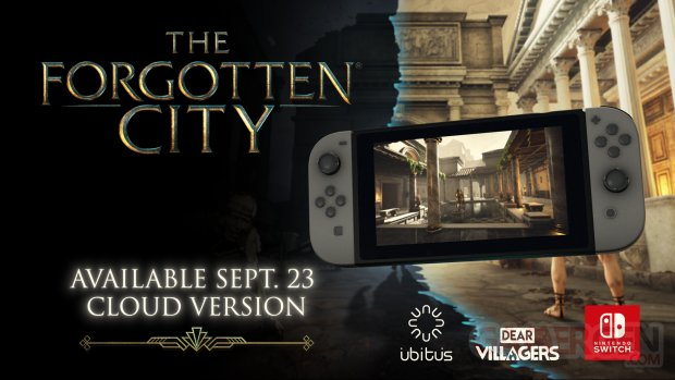 The Forgotten City Switch