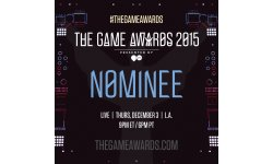 The Game Awards 2015 nominee