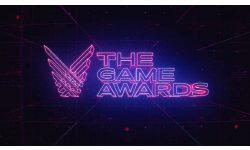 The Game Awards head logo banner