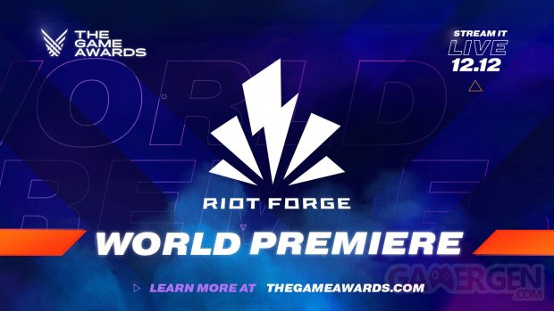 The Game Awards Riot Forge 05 12 2019