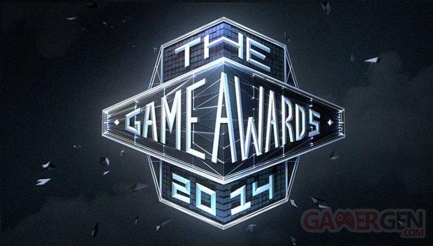 The Game Awards TGA 2014 Logo