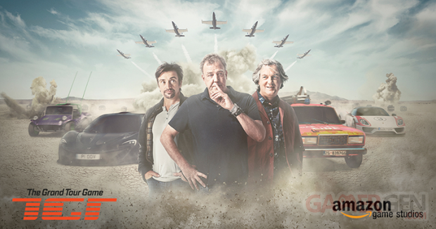 The Grand Tour Game pic