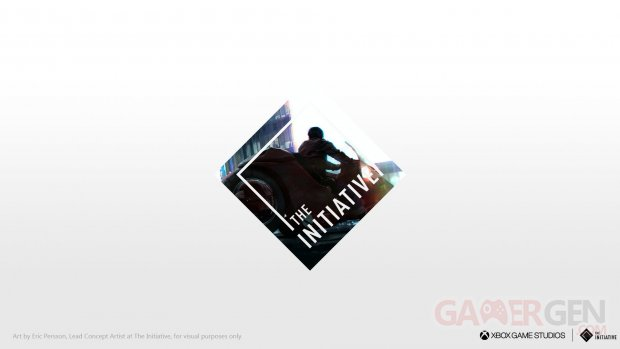 The Initiative Logo Eric Persson