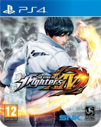 The King of FIghters XIV jaquette