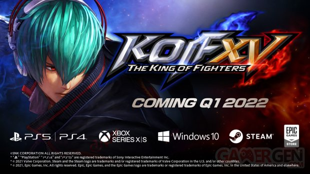 The King of Fighters XV 06 07 2021