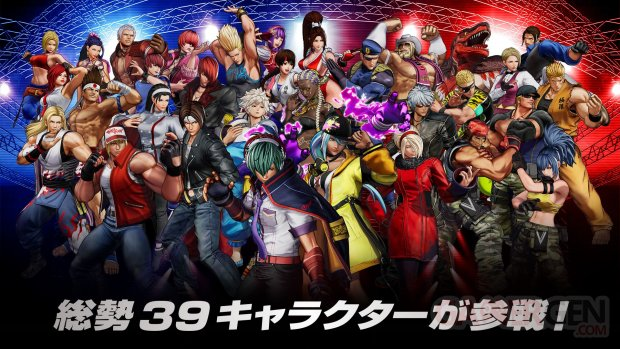 The King of Fighters XV 10 26 08 2021