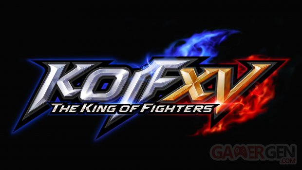 The King of Fighters XV logo 03 12 2020