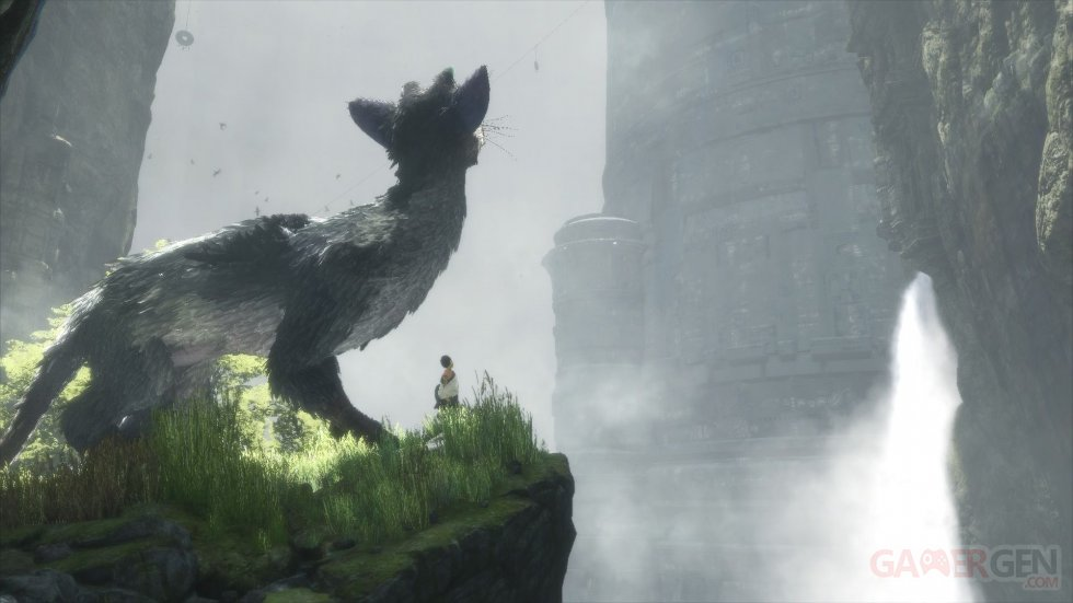 The Last Guardian images captures (2)