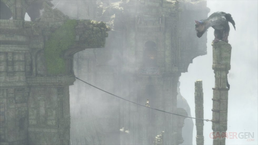 The Last Guardian images captures (3)