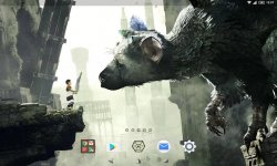 The Last Guardian thème Xperia 8