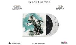 The Last Guardian vinyl cover 2