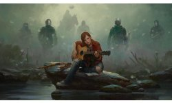 The Last of Us Ellie fan artwork